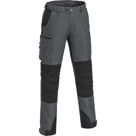 Pinewood Caribou TC Zip-Off Housut Lyhyet Miehet, grey/black